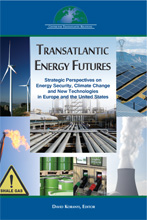 book cover transatlantic futures